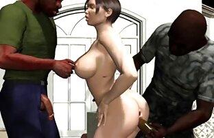 Nos bastidores pornô lésbico pornô com Vyxen e Sarah