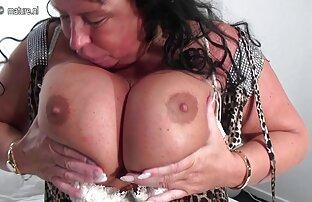 Camisola roxa, Flip Flop Barebacking vídeo pornô mulher lésbica 4k